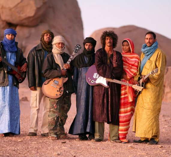 Tinariwen and 'the great game of poesy'