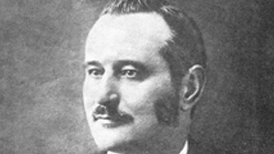 Folk song collector, George Gardiner