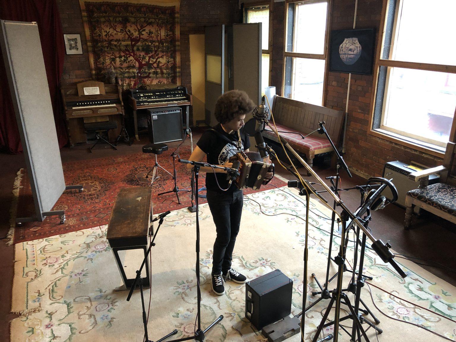Cohen Braithwaite-Kilcoyne discusses his album, Rakes & Misfits, with Jon Wilks